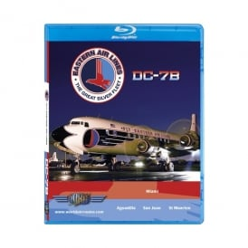 Just Planes Eastern Airlines DC-7 Blu-Ray