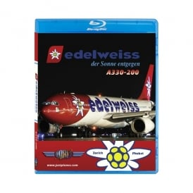 Just Planes Edelweiss Airbus A330-200 Blu-Ray