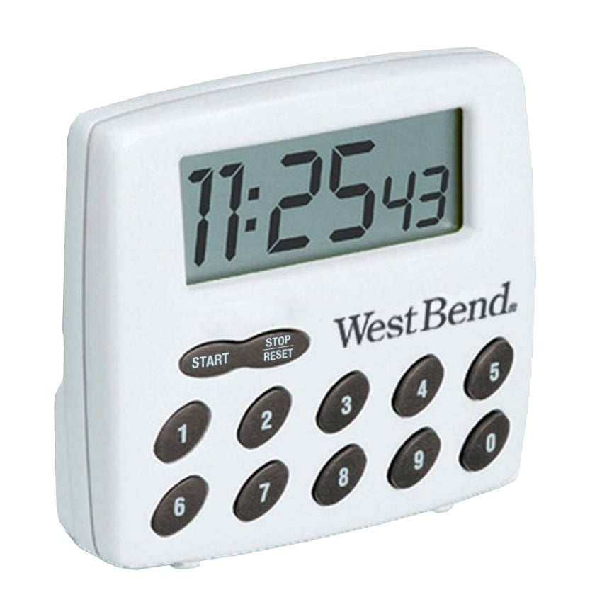 Electronic Single Channel Timer