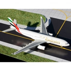 Emirates A330-200 Diecast Model - Scale 1:400