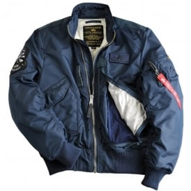 Engine Bomber Jacket