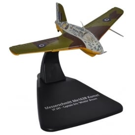 Eric Winkle Brown Me163B Diecast Model 1:72