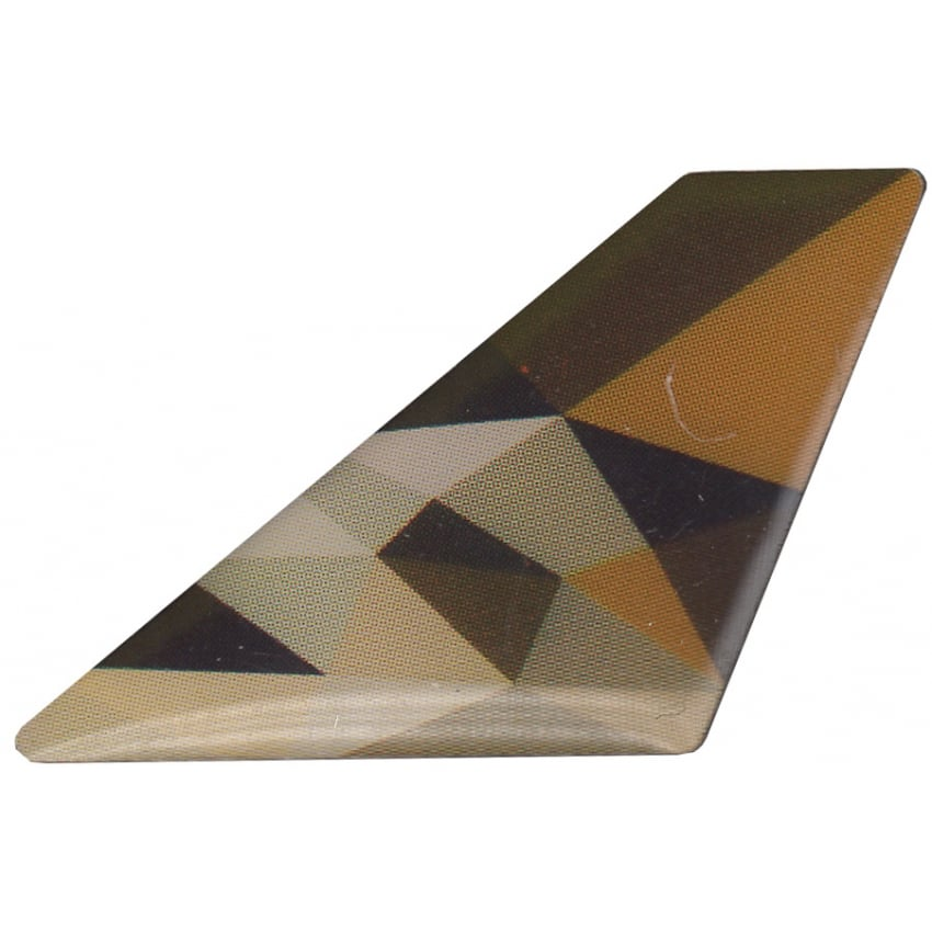 Ethiad Airways (Facets Of Abu Dhabi) Tail Pin Badge