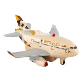 Etihad Airways Pull Back Toy