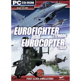 Eurofighter and Eurocopter