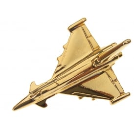 Eurofighter Boxed Pin - Gold