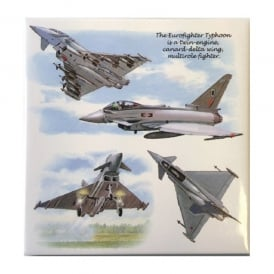 Eurofighter Fridge Magnet