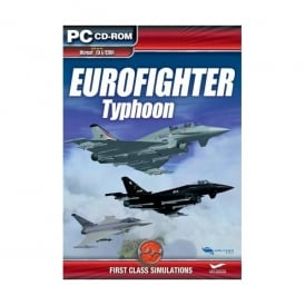First Class Simulation Eurofighter Typhoon FSX and FS2004