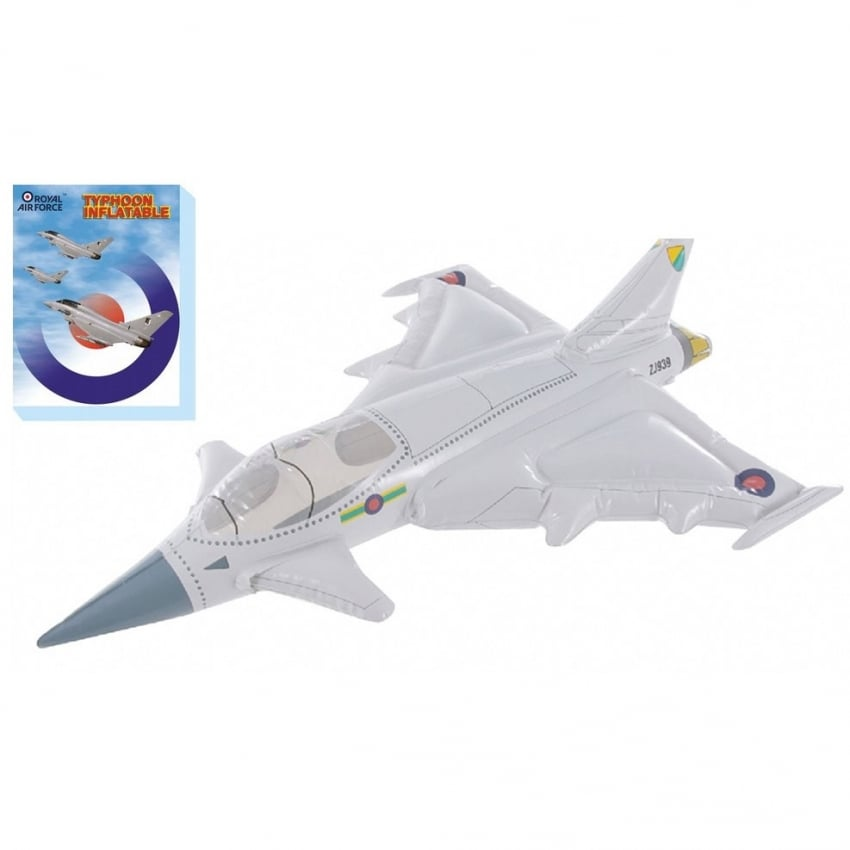 Eurofighter Typhoon Inflatable Plane