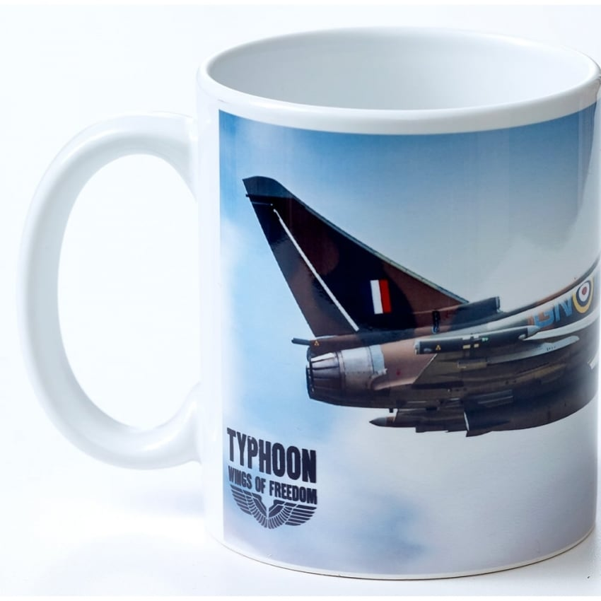 Eurofighter Typhoon Mug
