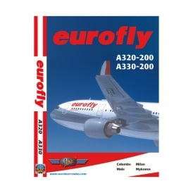 Just Planes Eurofly A330-200 DVD