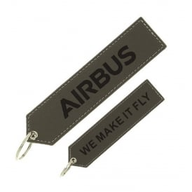 Executive Airbus Remove Before Flight Keyring
