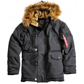 Explorer Mens Long Parka
