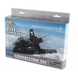 F-117 Nighthawk Brick Building Set