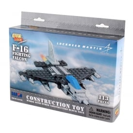 F-16 Falcon Brick Building Set
