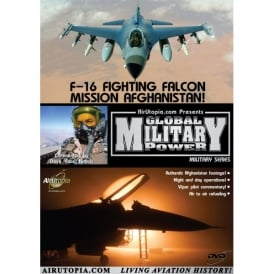 F-16 Fighting Falcon DVD