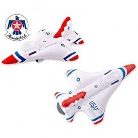 Gifts For Aviators F-16 Thunderbird Inflatable Plane