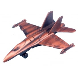 F-18 Falcon Antique Style Pencil Sharpener