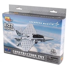 F-22 Raptor Brick Building Set