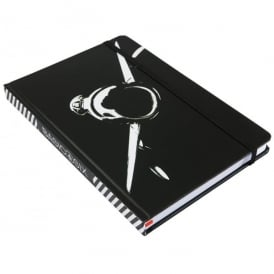 Basic Six F-86 Sabre Hardback A5 Notebook