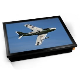 F-86 Sabre North American Aircraft Cushion Lap Tray