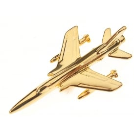 F105 Thunderchief Boxed Pin - Gold