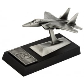 Clivedon F15 Eagle Desk Model - Pewter
