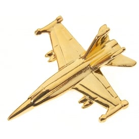 F18 Hornet Boxed Pin - Gold