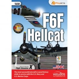 Playsims Publishing F6F Hellcat