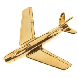 F86 Sabre Boxed Pin - Gold