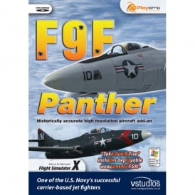 Playsims Publishing F9F Panther