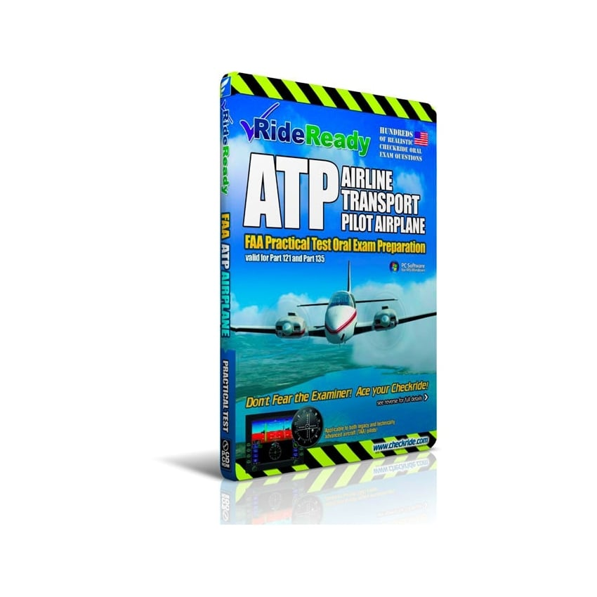 FAA Checkride Oral Exam Prep ? ATPL