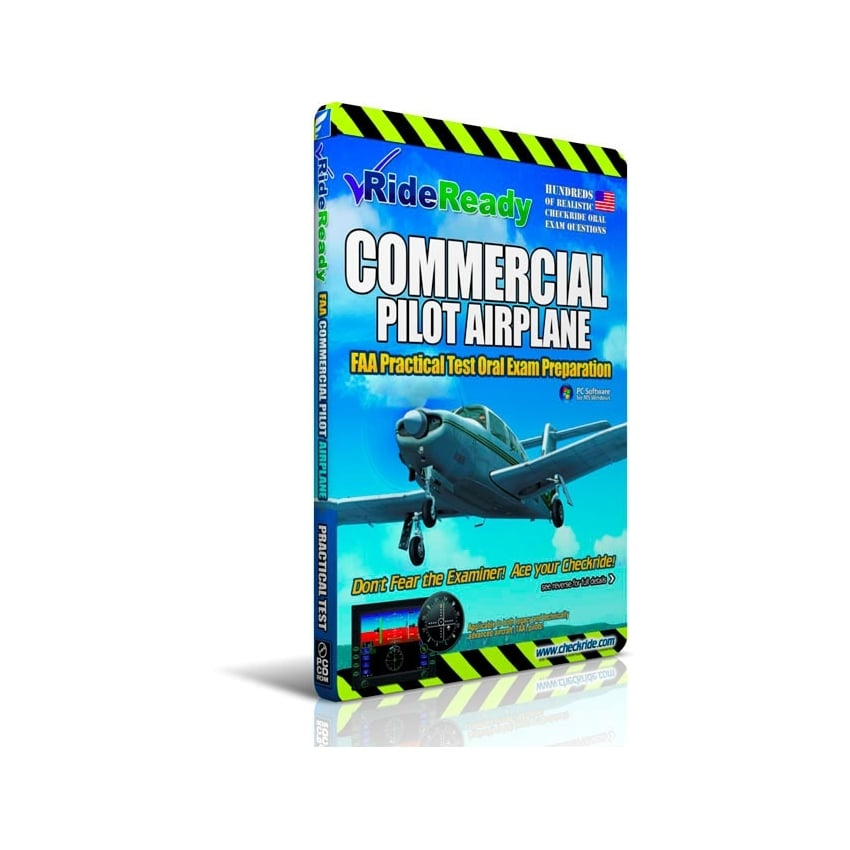 FAA Checkride Oral Exam Prep - Commercial