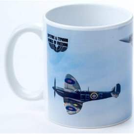 Fighter Duo Wings of Freedom Mug
