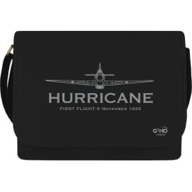 First Flight Hurricane Canvas Bag