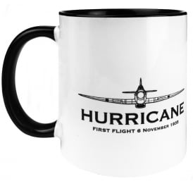 First Flight Hurricane Mug