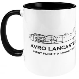First Flight Lancaster Mug