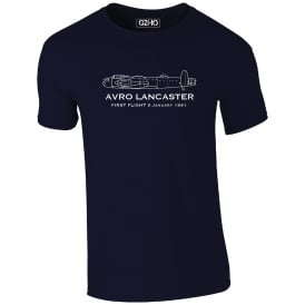 First Flight Lancaster T-Shirt
