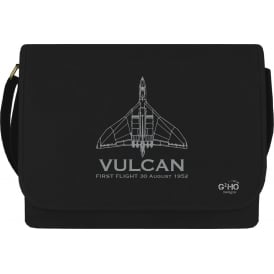 First Flight Vulcan Bomber Canvas Bag