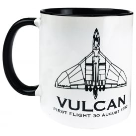 First Flight Vulcan Mug