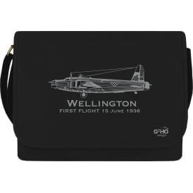 First Flight Wellington Bomber Canvas Bag