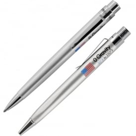 Fisher Space Pens Fisher ZGS - Silver Colour Finish Zero Gravity Space Pen