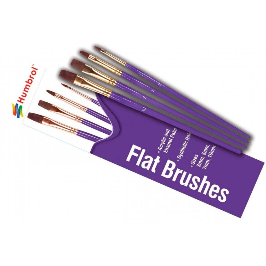 Flat paint brush sizes built in kitchen extractor fan