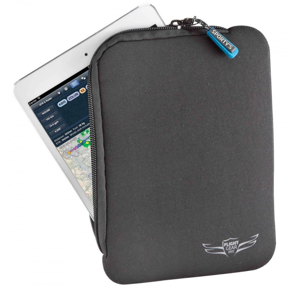 Flight Gear Bag Mod - iPad Air / Pro 9 7