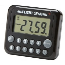 Flight Gear Digital Timer