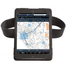 Sportys Flight Gear iPad Mini Rotating Kneeboard