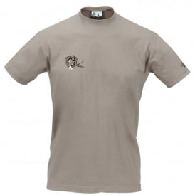 Flying Tigers T-Shirt - Light Grey