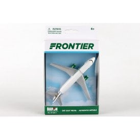 Frontier Airlines Airbus A319 Diecast Toy