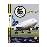 Gemini Air Cargo DC10 DVD