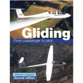 Crowood Press Gliding: From Passenger to Pilot